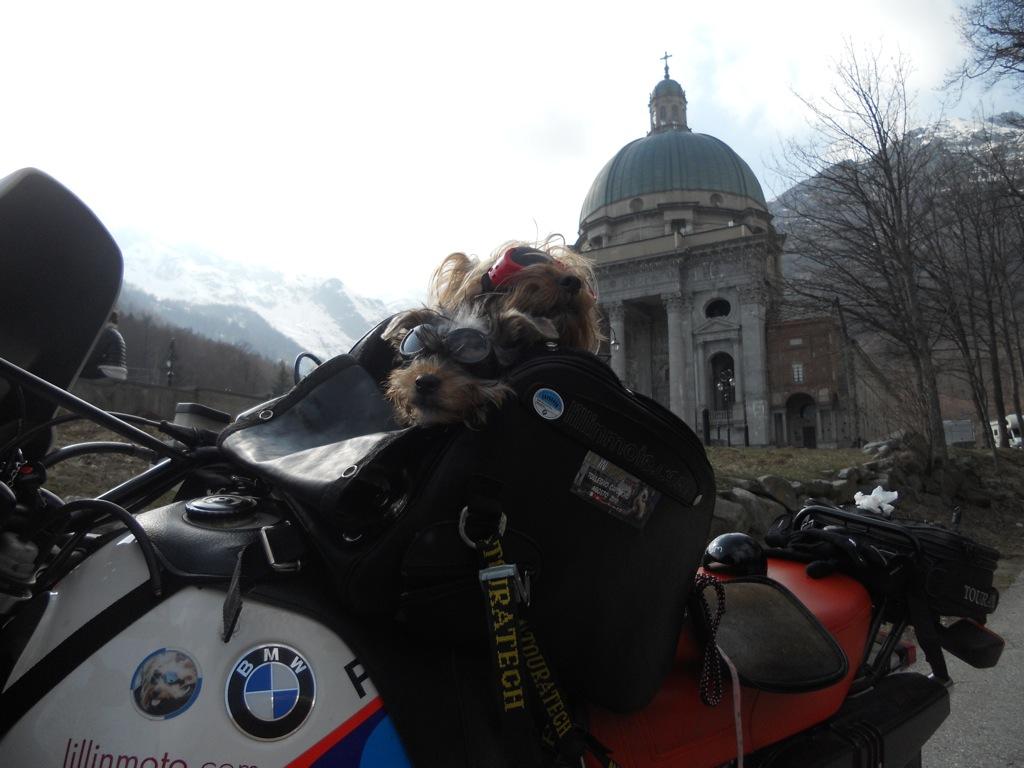 immagine notiziaIl mio primo viaggio in moto con... Noeel